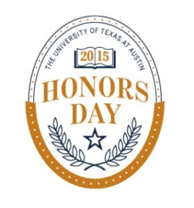 2015 honors day