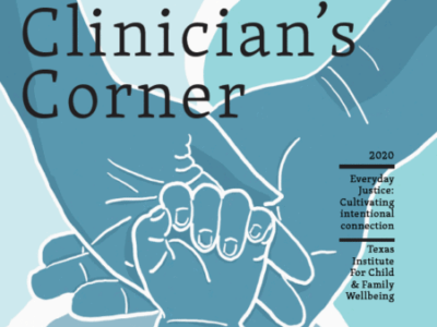 cover of Clinician's Corner